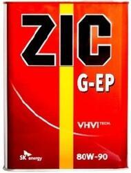 Трансмиссионное масло ZIC G-4 ЕР 80W90
