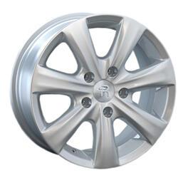Автомобильный диск литой Replay RN19 6,5x15 5/114,3 ET 43 DIA 66,1 Sil