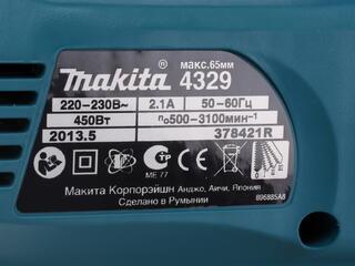 Электрический лобзик Makita 4329