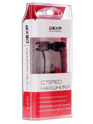 Наушники DEXP E-240