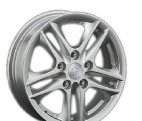 Автомобильный диск Литой Replay SZ40 5,5x15 5/114,3 ET 50 DIA 60,1 Sil