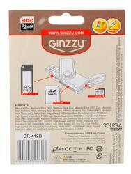 Карт-ридер GINZZU GR-412B