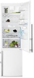 Холодильник с морозильником Electrolux EN3853AOW белый