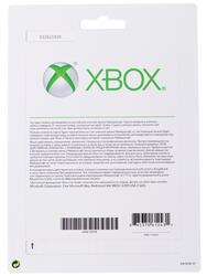 Карта оплаты подписки Xbox LIVE 500