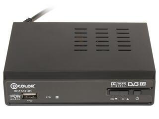 Приставка для цифрового ТВ D-Color DC1302HD