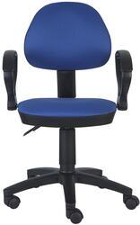 Кресло офисное Бюрократ CH-318AXN синий