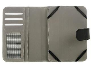 """6"""" Чехол-книжка Dexp EV002 черный"""