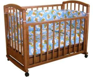 Кроватка классическая Фея 603 5555