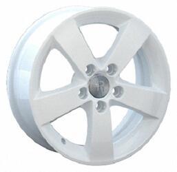 Автомобильный диск Литой LegeArtis H19 6,5x16 5/114,3 ET 45 DIA 64,1 White