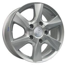 Автомобильный диск литой Replay LX34 8x18 5/150 ET 60 DIA 110,1 Sil