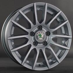 Автомобильный диск литой Replay SK24 6x15 5/114,3 ET 49 DIA 65,1 GM