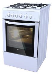 Газовая плита BEKO CSG 52110 GW белый