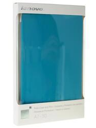 Чехол-книжка для планшета Lenovo IdeaTab A3300 A7-30 голубой