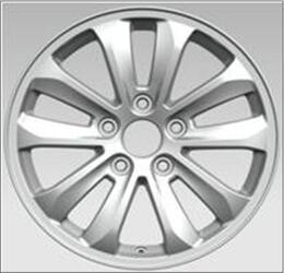 Автомобильный диск литой Replay TY103 6,5x16 5/114,3 ET 45 DIA 60,1 Sil