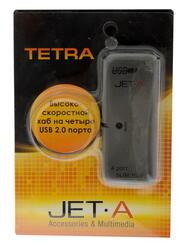 """USB-разветвитель Jet.A """"Tetra"""""""