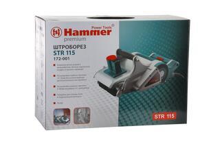 Штроборез HAMMER STR115 PREMIUM