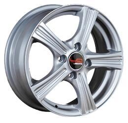Автомобильный диск Литой LegeArtis RN58 5,5x14 4/100 ET 43 DIA 60,1 Sil