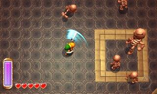 Игра для 3DS Nintendo Selects: The Legend of Zelda: A Link Between Worlds