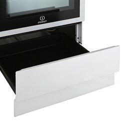 Электрическая плита INDESIT I5VSH2A (W) белый