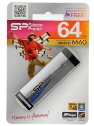 Память USB Flash Silicon Power Marvel M60 64 Гб