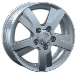 Автомобильный диск литой Replay H70 5,5x15 5/114,3 ET 45 DIA 64,1 Sil