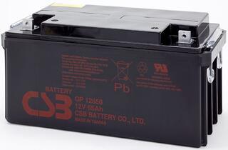 Аккумуляторная батарея для ИБП CSB 12v 65Ah