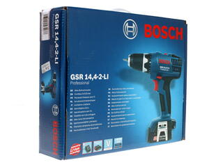 Шуруповерт Bosch GSR 14.4-2-LI