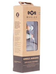 Наушники Marley Smile Jamaica EM-JE040-MN