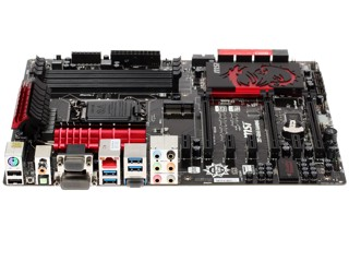 Плата MSI Z87-GD65 GAMING Socket-1150 Intel Z87 DDR3 ATX AC`97 8ch(7.1) GbLAN SATA3 RAID VGA+DVI+HDMI