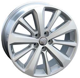Автомобильный диск литой Replay TY72 7,5x18 5/114,3 ET 45 DIA 60,1 SF