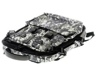 """17"""" Рюкзак Arrmaggeddon AMG Trooper Hybrid серый"""
