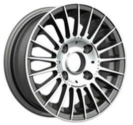 Автомобильный диск Литой LS 287 6x14 5/100 ET 35 DIA 57,1 GMF