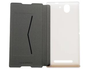 Флип-кейс  Muvit для смартфона Sony Xperia C3