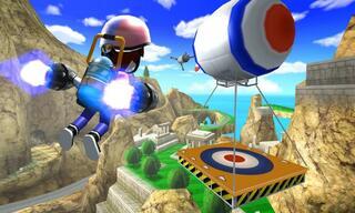 Игра для 3DS Pilotwings Resort
