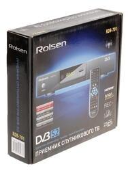 Приставка для цифрового ТВ Rolsen RDB-701
