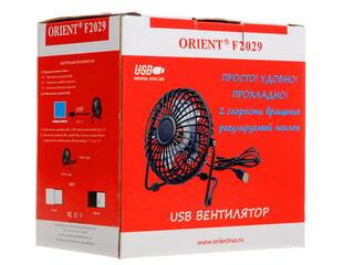 USB-вентилятор Orient F2029N