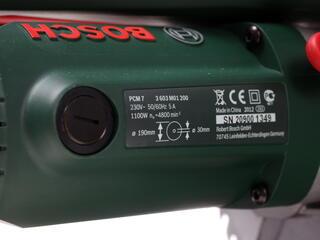 Торцовочная пила Bosch PCM 7