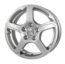 Автомобильный диск литой Скад Аллигатор 6x15 4/112 ET 43 DIA 84,1 Селена