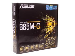 Материнская плата ASUS B85M-G