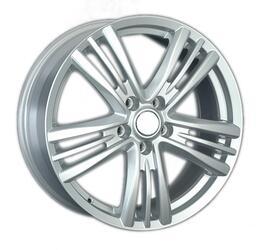 Автомобильный диск литой LegeArtis MZ60 7,5x18 5/114,3 ET 50 DIA 67,1 Sil