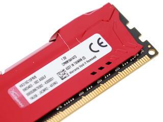 Оперативная память Kingston HyperX FURY Red Series [HX316C10FR/8] 8 ГБ