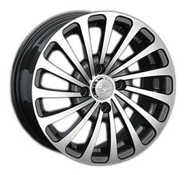 Автомобильный диск Литой LS 236 6,5x15 4/100 ET 40 DIA 73,1 GMF