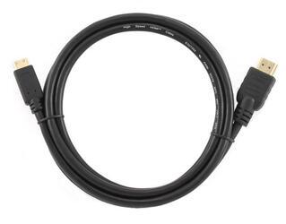 Кабель HDMI-miniHDMI 1.8 м позолоченные контакты, ферритовые кольца