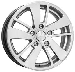 Автомобильный диск Литой K&K Редан 5,5x15 5/114,3 ET 45 DIA 67,1 Блэк платинум