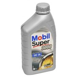 Моторное масло MOBIL Super 3000 Х1 Formula FE 5W30 152055