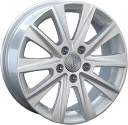 Автомобильный диск Литой Replay VV28 7x17 5/112 ET 49 DIA 57,1 Sil