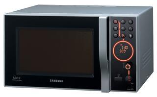 Микроволновая печь Samsung CE1185GBR ( 32л, 1400Вт, гриль/конвекция,электронное управление, дисплей)