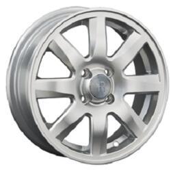 Автомобильный диск литой Replay GN15 6x15 4/100 ET 45 DIA 56,6 Sil