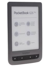6'' Электронная книга PocketBook 626 Plus серый