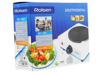 Плитка электрическая Rolsen REC-2001 белый